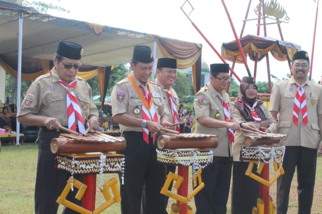 Ukm Pramuka Gelar Temu Galang Xi Universitas Islam Negeri Raden